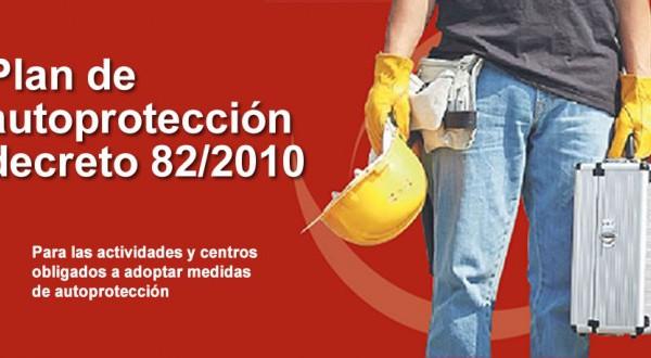 plan de autoprotección decreto 82/2010 toledo